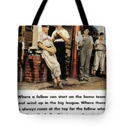 Wwii: Us Poster, 1942 Tote Bag by Granger
