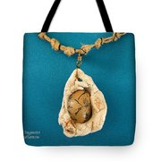 Aphrodite Antheia Necklace Tote Bag by Augusta Stylianou