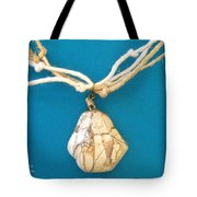 Aphrodite Urania Necklace Tote Bag by Augusta Stylianou