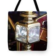 1907 Panhard Et Levassor Lamp Tote Bag by Jill Reger
