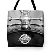 1922 Studebaker Touring Hood Ornament 3 Tote Bag by Jill Reger