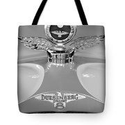 1926 Duesenberg Model A Boyce Motometer 2 Tote Bag by Jill Reger
