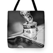1927 Franklin Sedan Hood Ornament 2 Tote Bag by Jill Reger