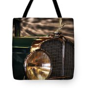 1931 Oakland Sports Coupe Tote Bag by Thomas Woolworth