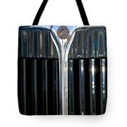 1932 Chrysler Hood Ornament Tote Bag by Jill Reger