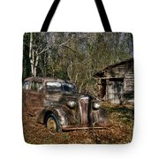 1937 Revisited Tote Bag by Benanne Stiens