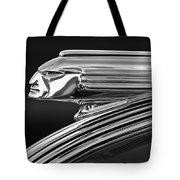 1939 Pontiac Silver Streak Hood Ornament 3 Tote Bag by Jill Reger