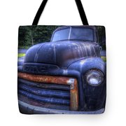 1947 Gmc Tote Bag by Eric Gendron