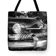 1951 Mercury Coupe - American Graffiti Tote Bag by Edward Fielding