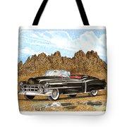 1953 Cadillac Eldorado Biarritz Tote Bag by Jack Pumphrey