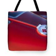 1963 Chevrolet Corvette Split Window Tote Bag by Jill Reger