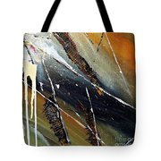 Abstract Tote Bag by Ismeta Gruenwald