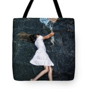 Balloons Tote Bag by Joana Kruse