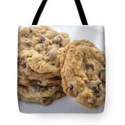 Chocolate Chip Cookies Tote Bag by Edward Fielding