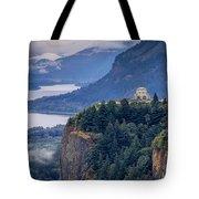 Crown Point Tote Bag by Brian Jannsen