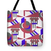 Design from Nouvelles Compositions Decoratives Tote Bag by Serge Gladky