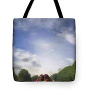Embrace Tote Bag by Joana Kruse