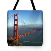 Golden Gate Bridge Tote Bag by Melanie Viola