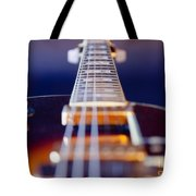 Guitar Tote Bag by Stelio Photography