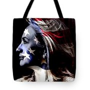 Hillary 2016 Tote Bag by Marvin Blaine