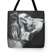 Intent Tote Bag by Jeanne Fischer