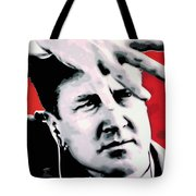 Lil . . She's My Mother's Sister's Girl Tote Bag by Luis Ludzska