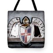 Lincoln Emblem Tote Bag by Jill Reger