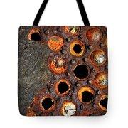 Matrix Tote Bag by Skip Hunt