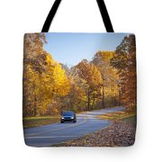 Natchez Trace Tote Bag by Brian Jannsen