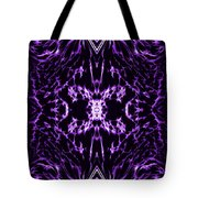 Purple Series 2 Tote Bag by J D Owen