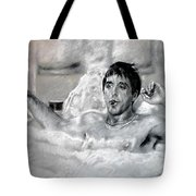 Scarface Tote Bag by Viola El