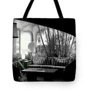 SHE WAITS Tote Bag by KAREN WILES