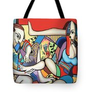 Slave Labor Tote Bag by Anthony Falbo