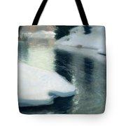 Spring Thaw Tote Bag by Fritz Thaulow