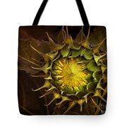Sunflower Tote Bag by Elena Nosyreva