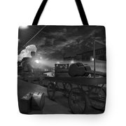 The Station Tote Bag by Mike McGlothlen