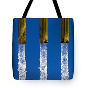 Water Tote Bag by Fabrizio Troiani