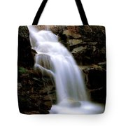 Wildcat Falls Tote Bag by Bill Gallagher