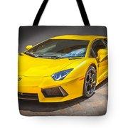 2013 Lamborghini Adventador Lp 700 4 Tote Bag by Rich Franco