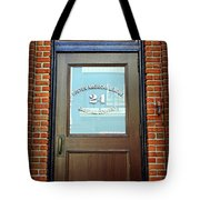 24 Yawkey Way Tote Bag by Stephen Stookey