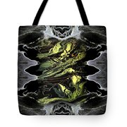 Abstract 51 Tote Bag by J D Owen