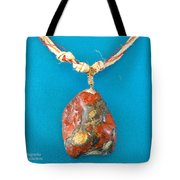 Aphrodite Genetyllis Necklace Tote Bag by Augusta Stylianou