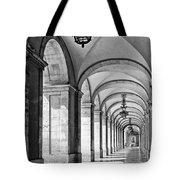 Arcades Of Lisbon Tote Bag by Jose Elias - Sofia Pereira