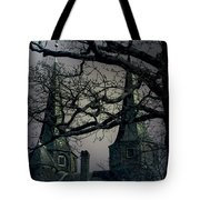 Castle Tote Bag by Joana Kruse