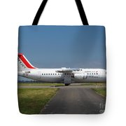 Cityjet British Aerospace Avro Rj85 Tote Bag by Paul Fearn