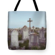 Graveyard Tote Bag by Joana Kruse