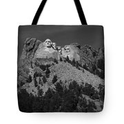Mount Rushmore Tote Bag by Frank Romeo