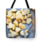 Potatoes Tote Bag by Tom Gowanlock