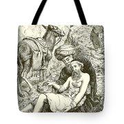 The Good Samaritan Tote Bag by English School