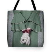 Tied Tote Bag by Joana Kruse